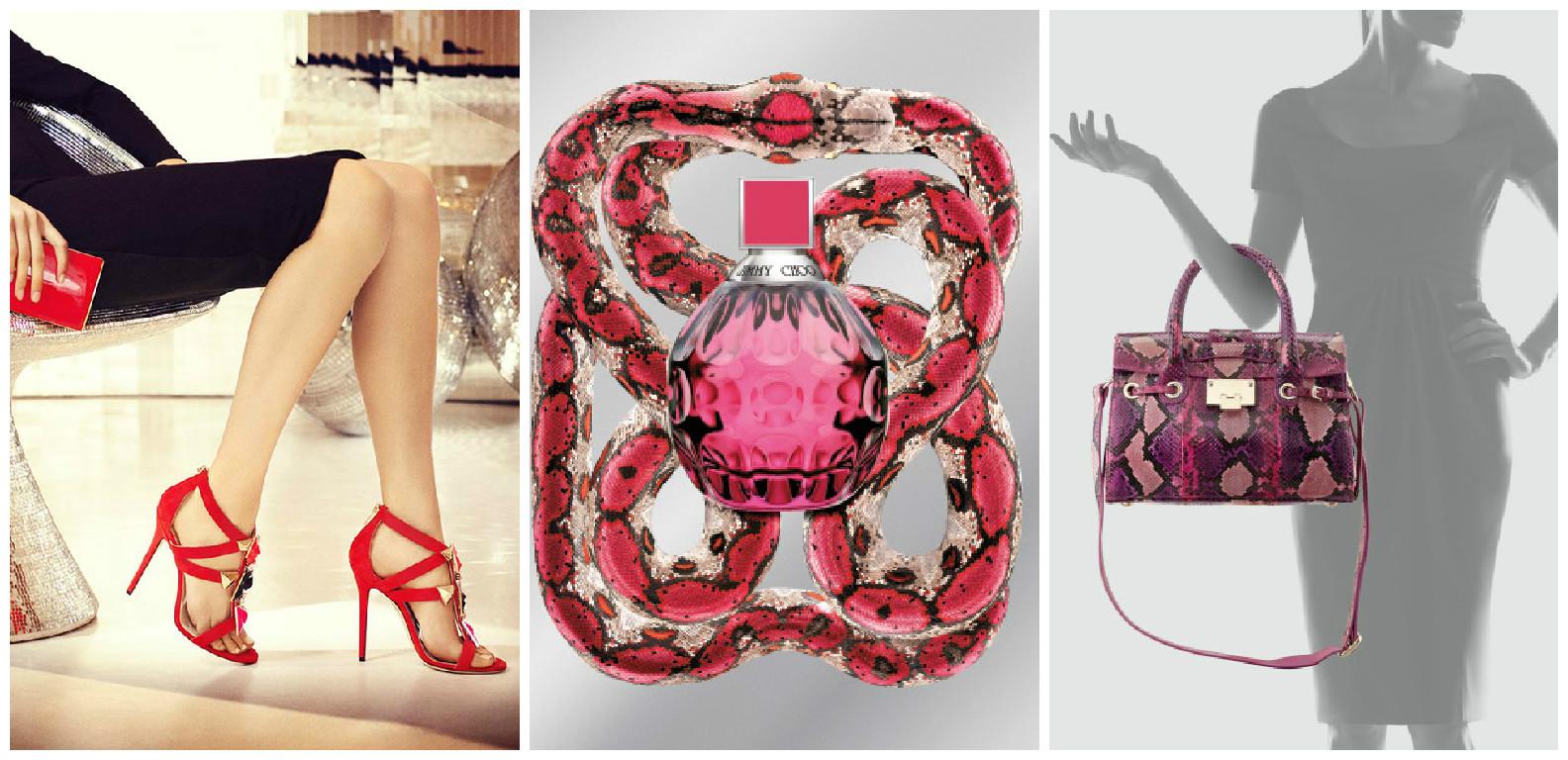 Perfume of the Day: Jimmy Choo Exotic by Jimmy Choo