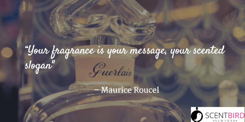 Maurice Roucel Quote