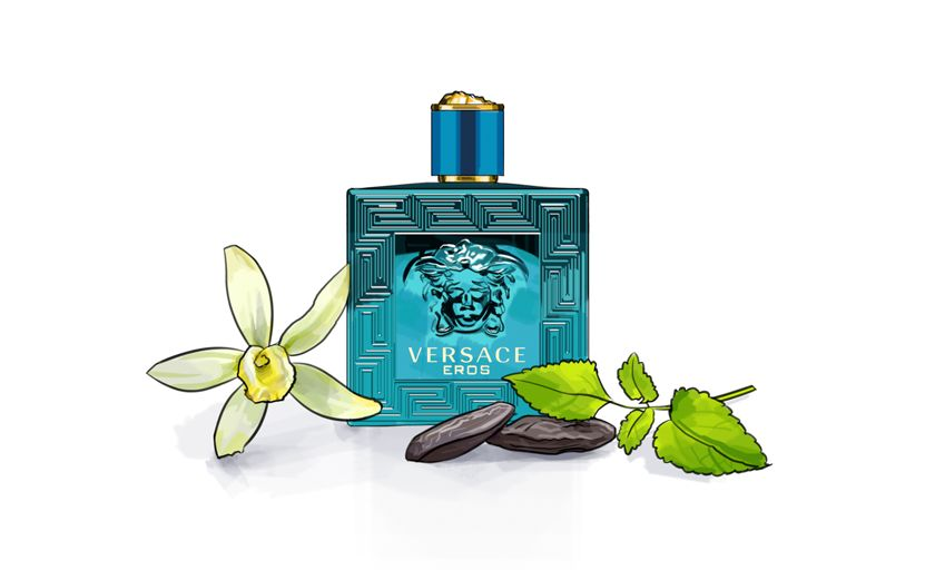 Eros by Versace: Valentine's Day Cologne Women Are Loving