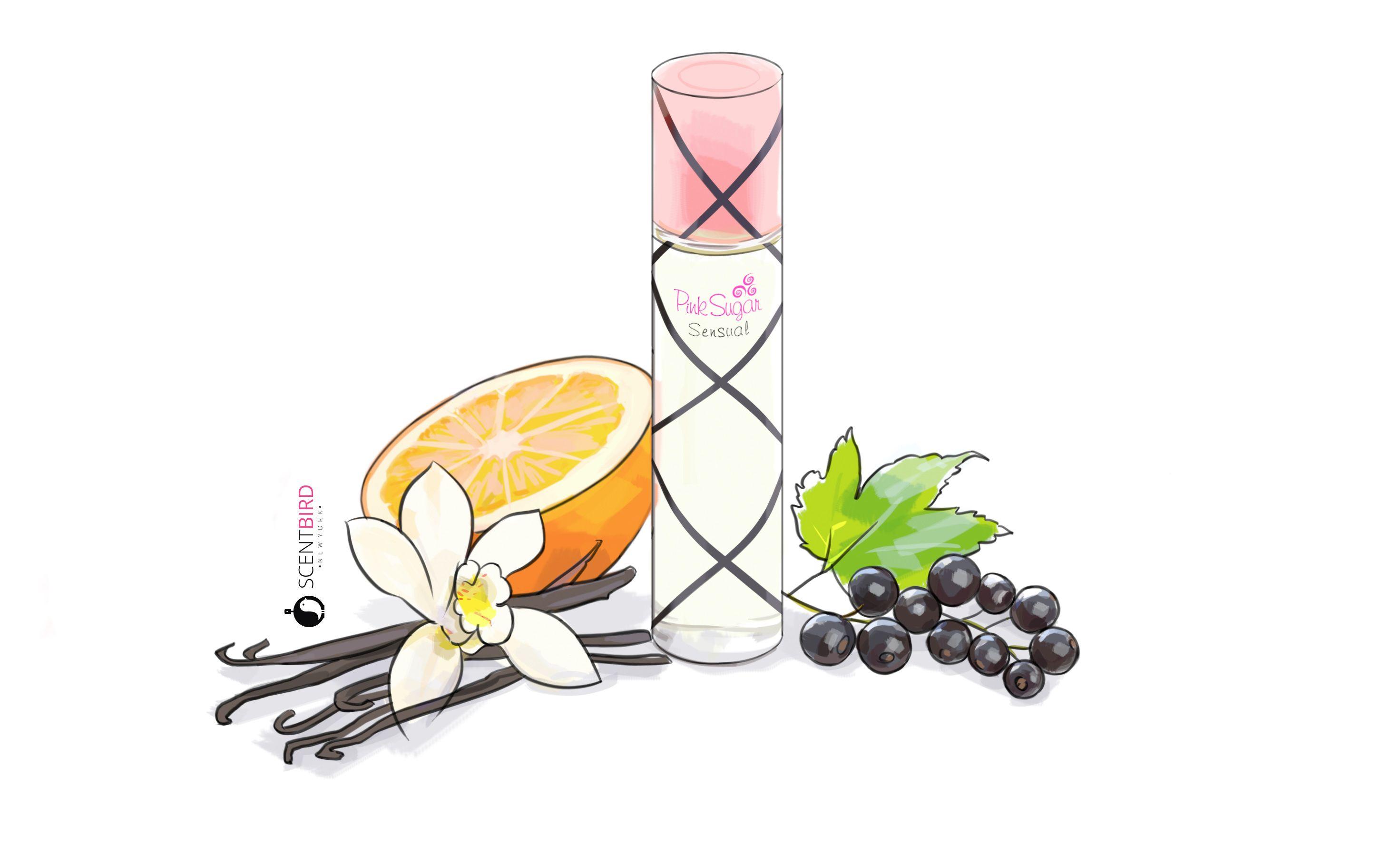 Monday Scent Mood: Pink Sugar Sensual by Aquolina