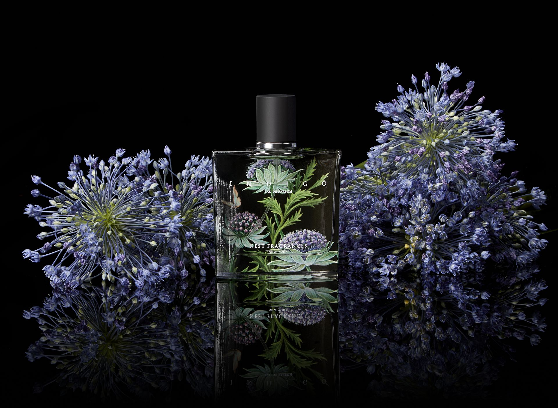 Scented Niche Marvel: Indigo by Nest