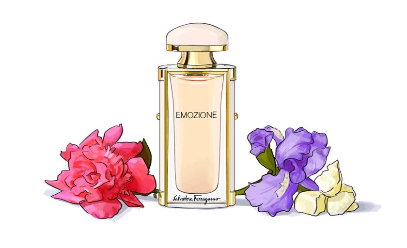 Smells Like Heaven: Emozione by Salvatore Ferragamo