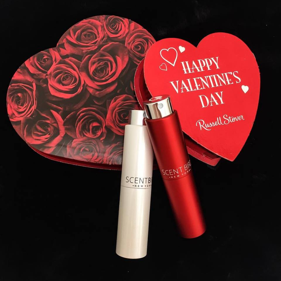 Happy Valentine's Day Scentbirdies