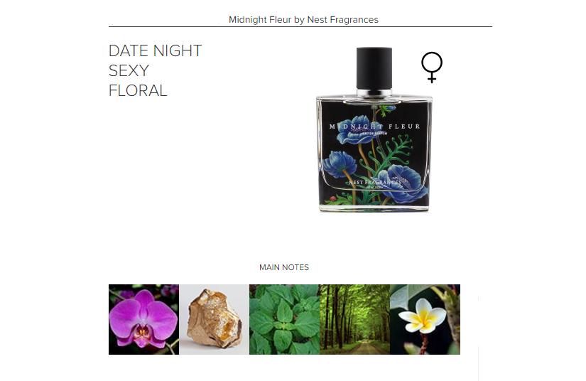 Midnight Fleur By Nest