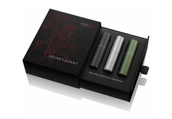 Secret Agent Cologne Gift Set