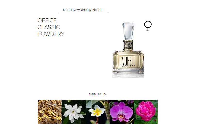 Norell New York by Norell