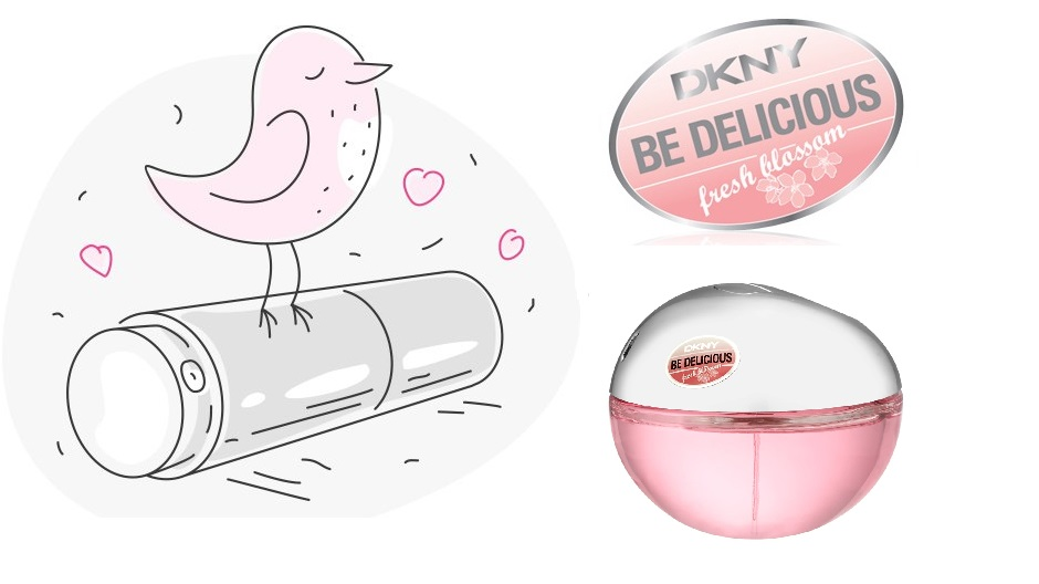 Be Delicious Fresh Blossom by DKNY