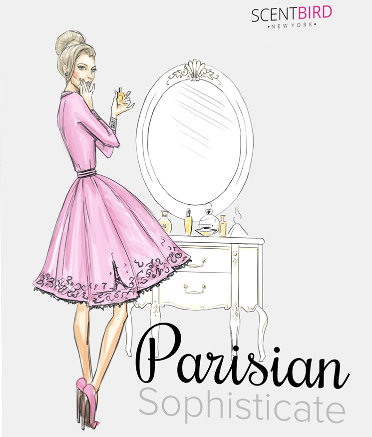 Spring Wedding Perfume: Parisienne by Yves Saint Laurent