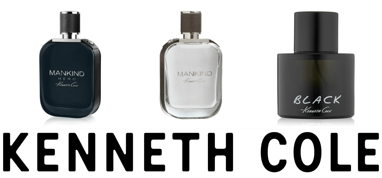 Kenneth Cole, A Brand Fit For An Urban Hero, Now On Scentbird