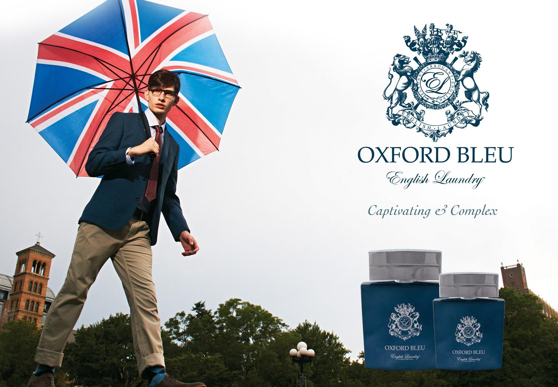 Oxford Bleu: Men's Classic in the Making