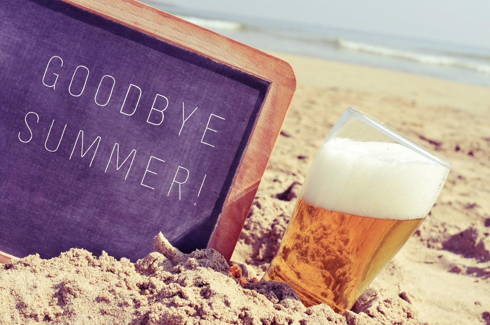 Goodbye Summer Fragrances
