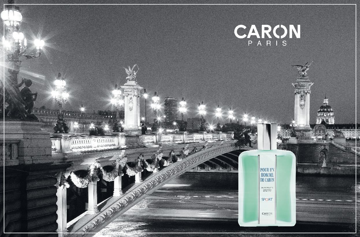 December Cologne of the Month: Pour Un Homme De Caron Sport by Caron