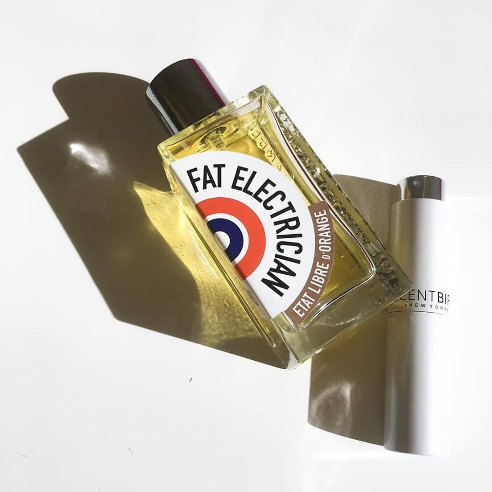 Cologne of the Month for April: Fat Electrician by Etat Libre D'Orange: Punk Vetiver!