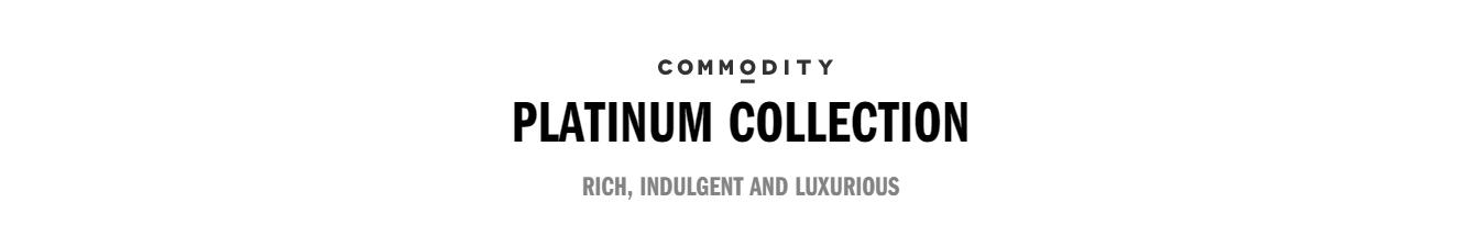 Commodity Platinum Collection Logo