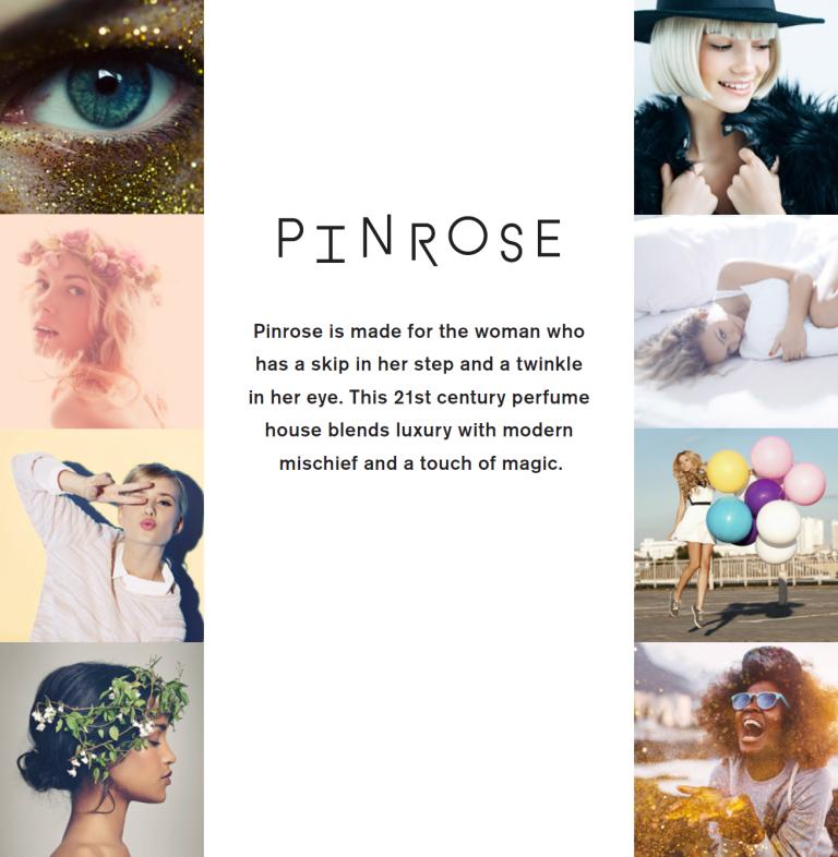 Pinrose Storytelling