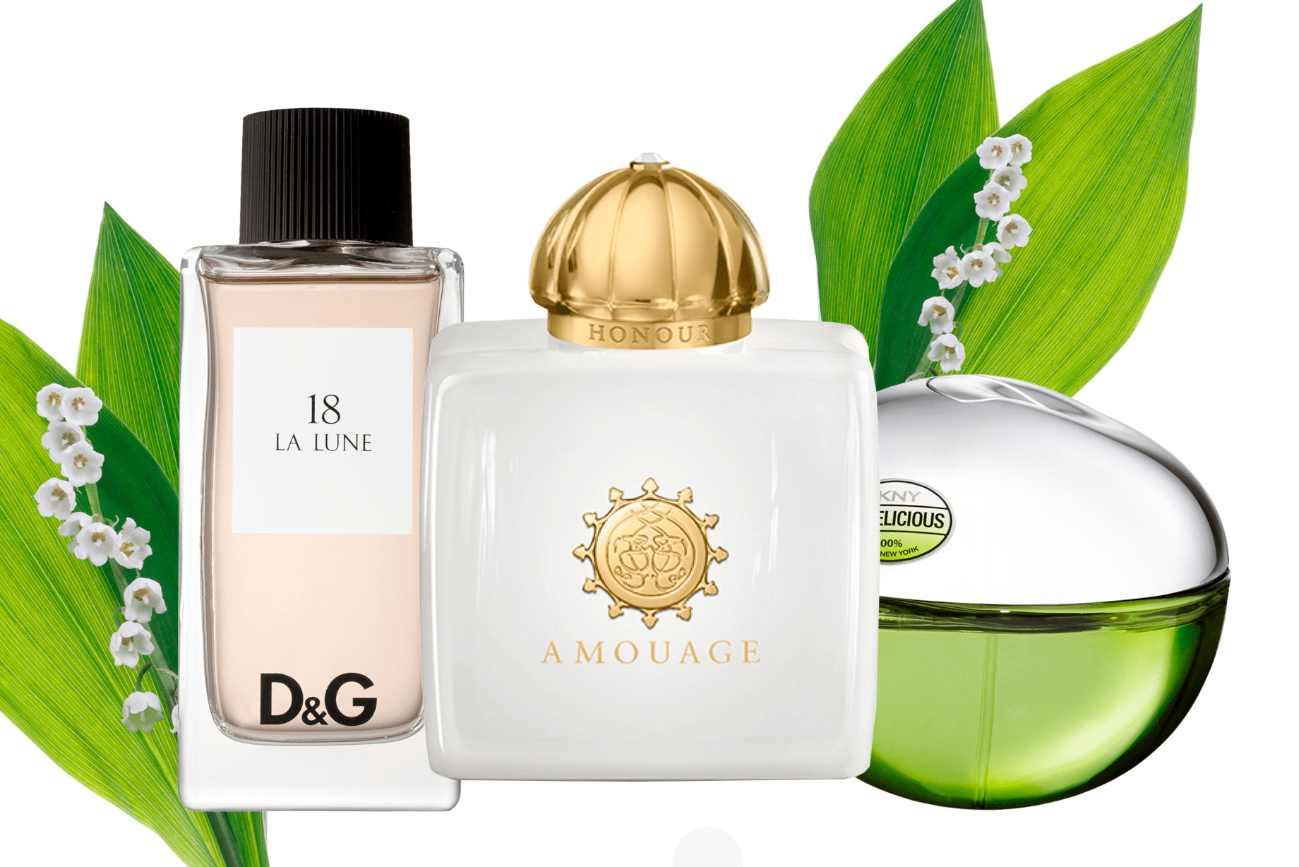 Best Lily of the Valley Perfumes