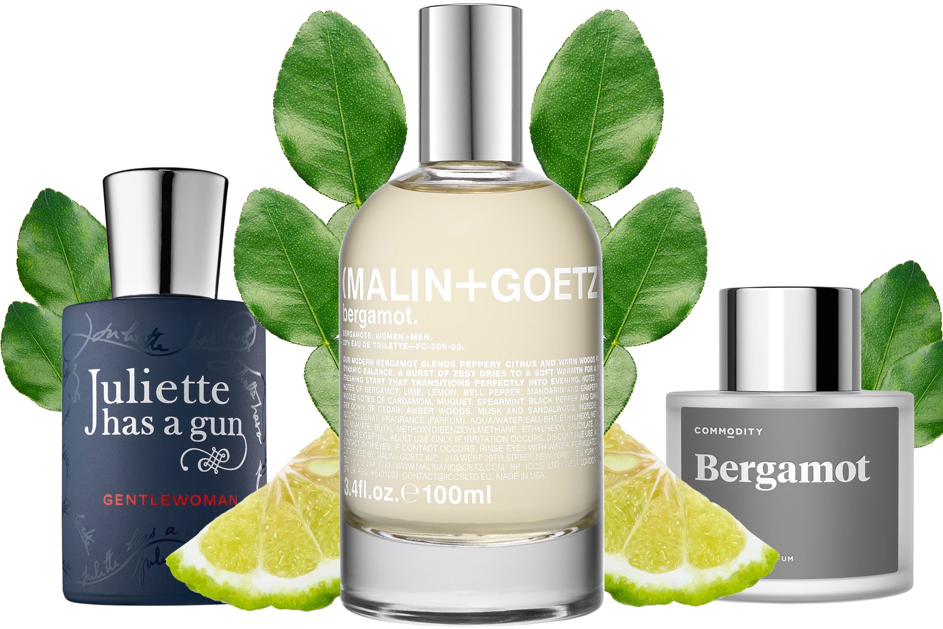 Sometimes It's Okay to be Bitter: The Best Bergamot Fragrances for Men and Women
