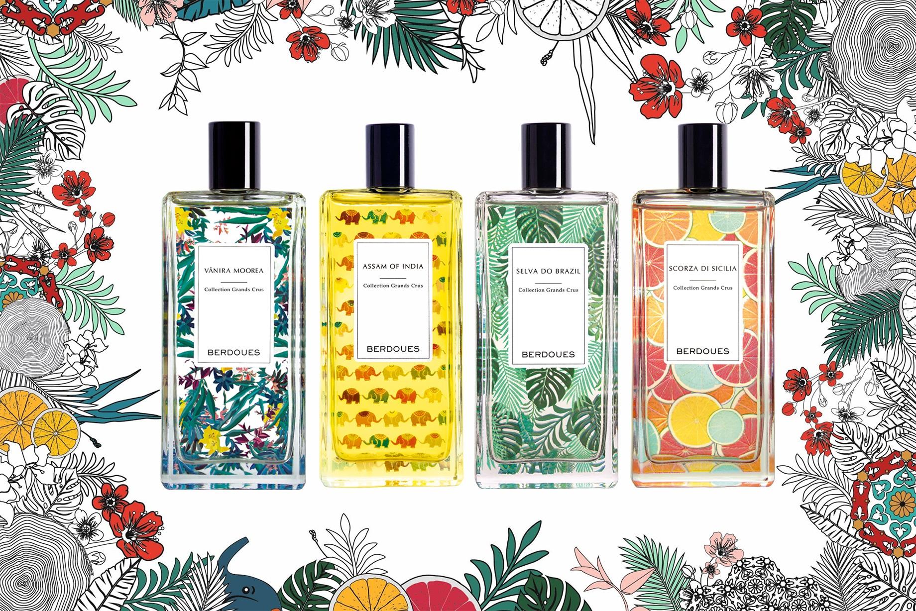 Scentbird Introduces Maison Berdoues: Creators of Fine Fragrances