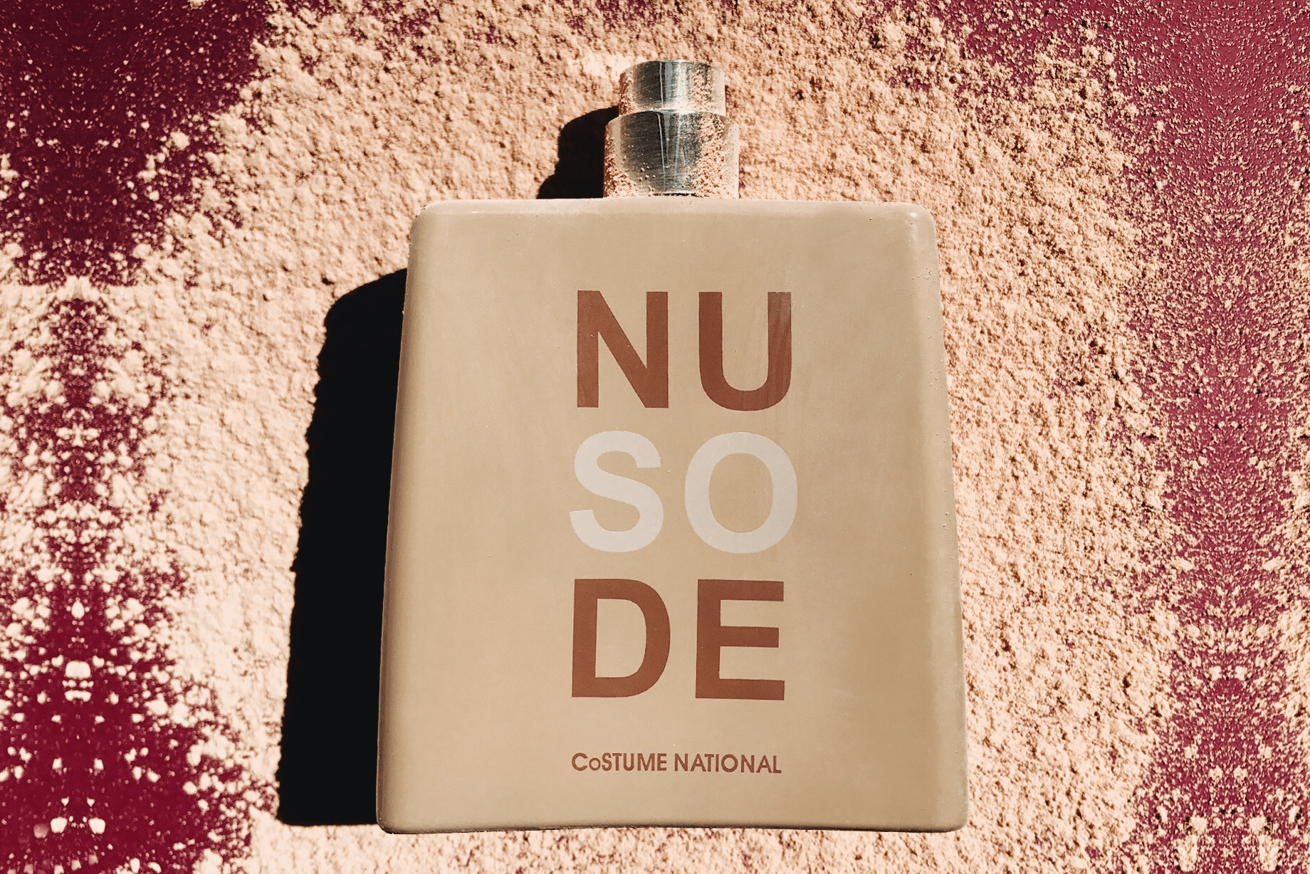 Going Au Naturel with So Nude by CoSTUME NATIONAL
