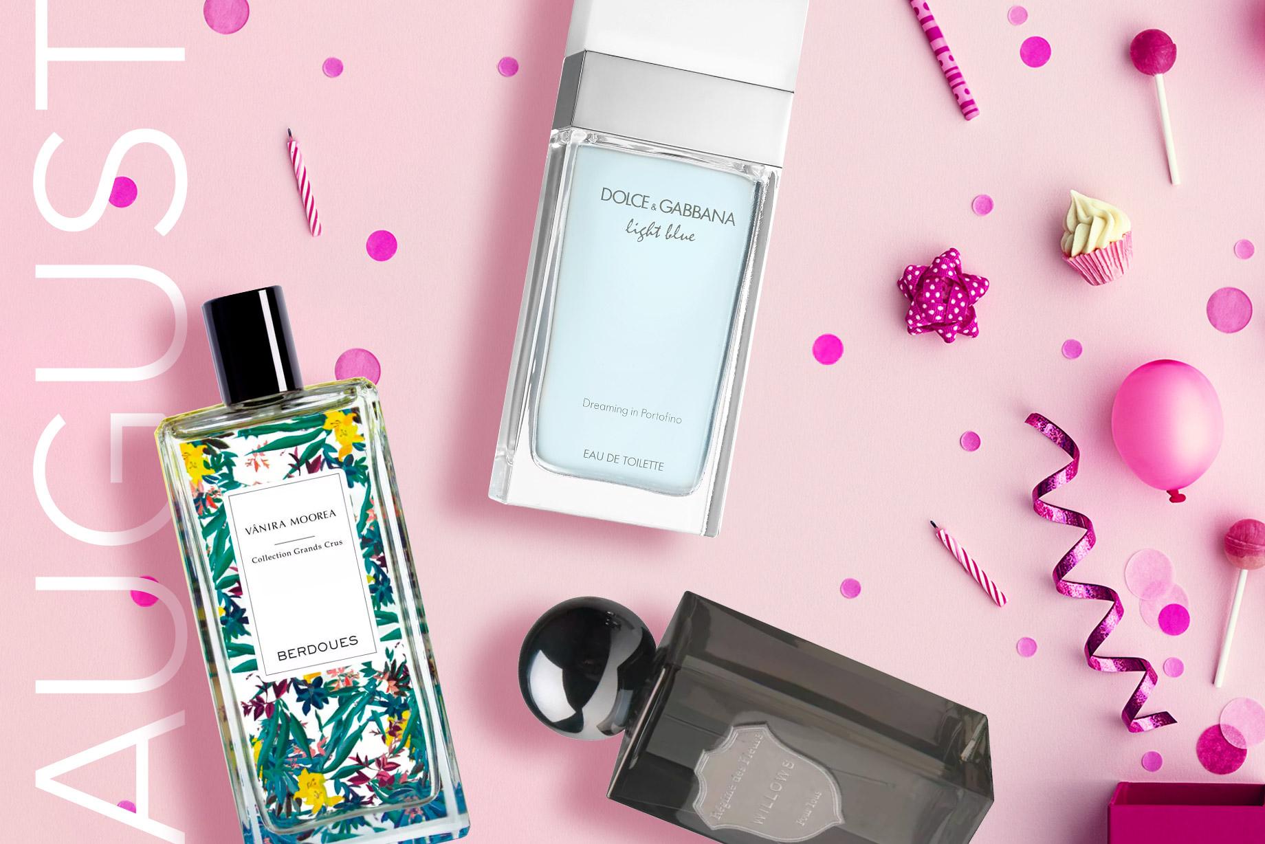 August Birthdays: Personality Traits + Perfume Matches