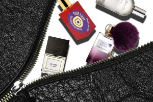 leather notes perfume