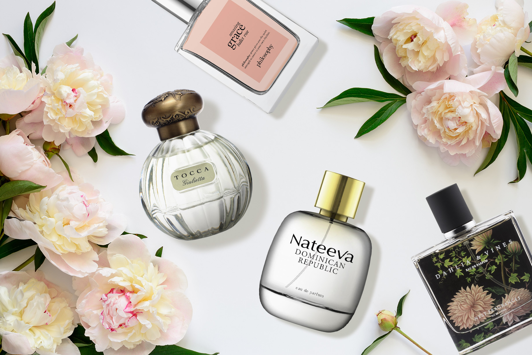 4 Summer Wedding Perfumes You'll Love