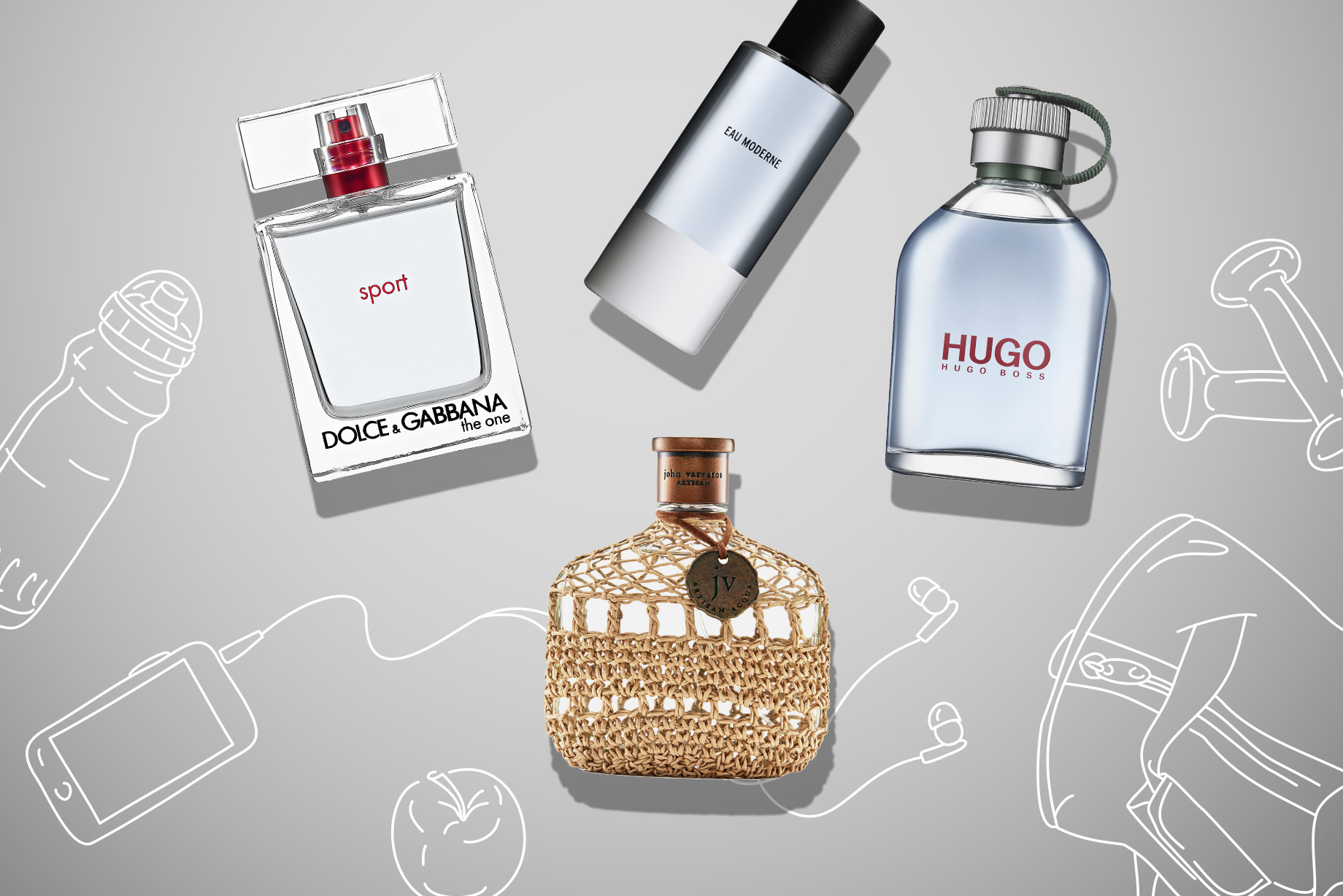 Motivation in a bottle: The best post-workout colognes to spur you on