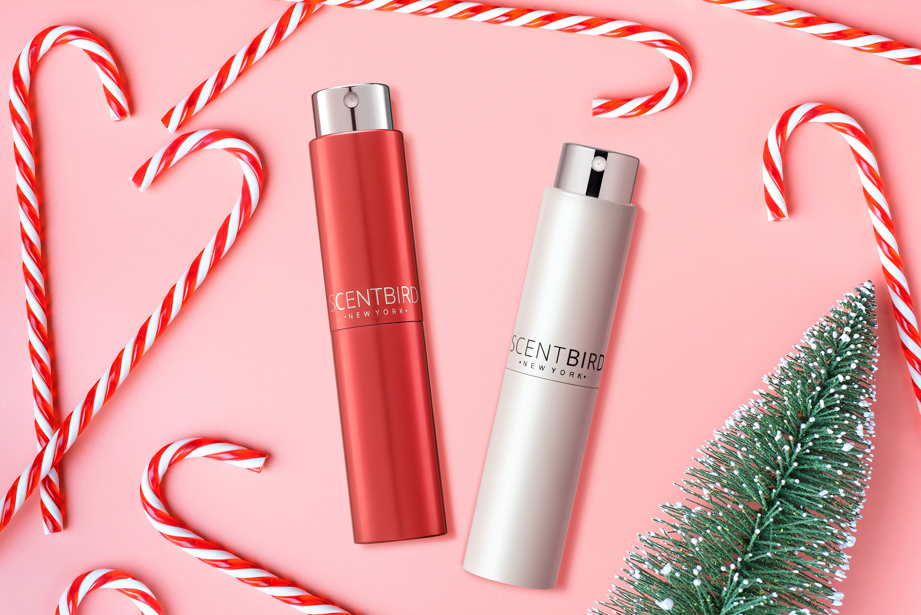 Ring In The Holidays With A Scentbird Rainbow