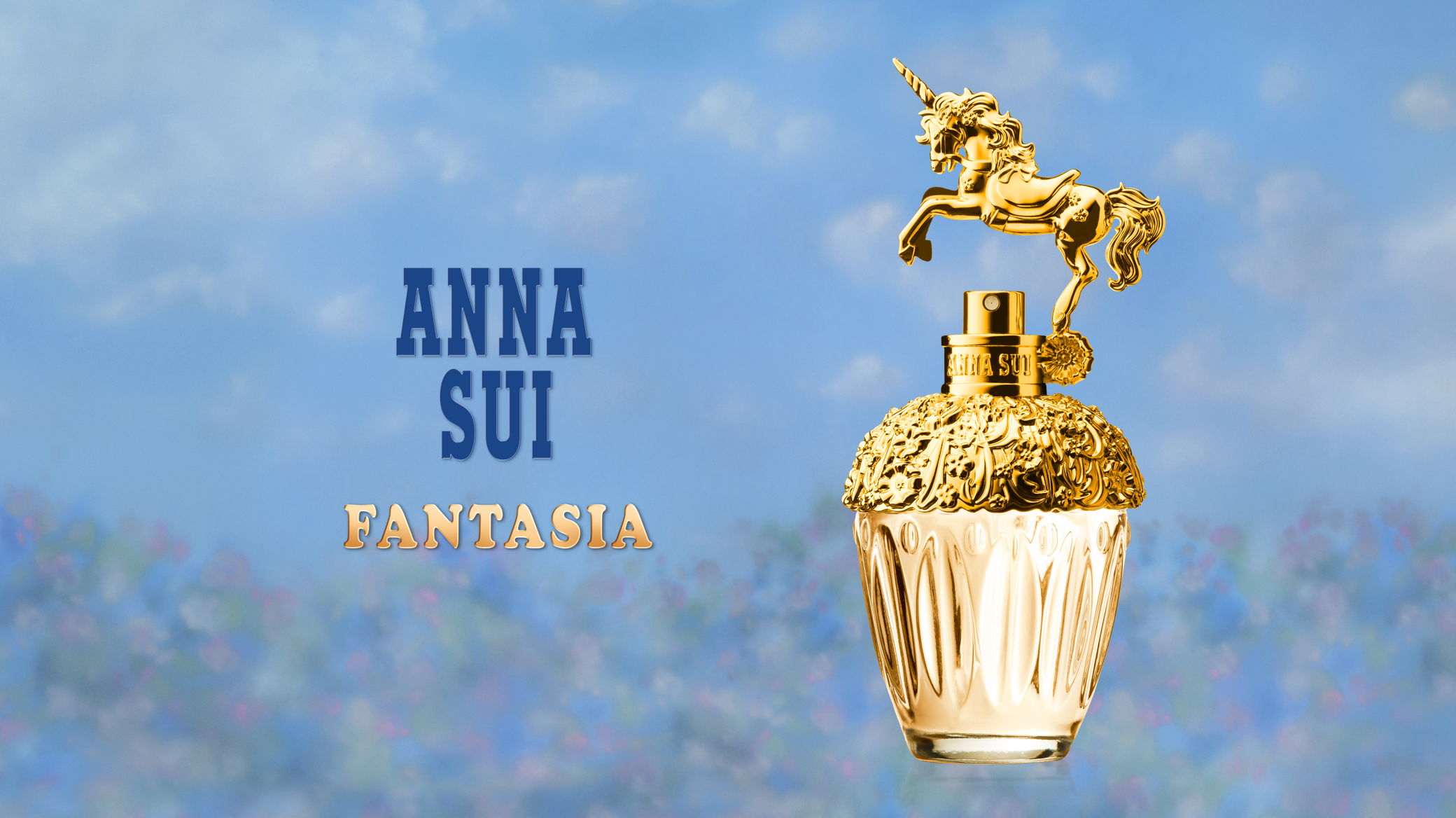 March 2019 Perfume of the Month: Anna Sui Fantasia