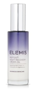 Peptide Night Recovery Cream Oil By Elemis