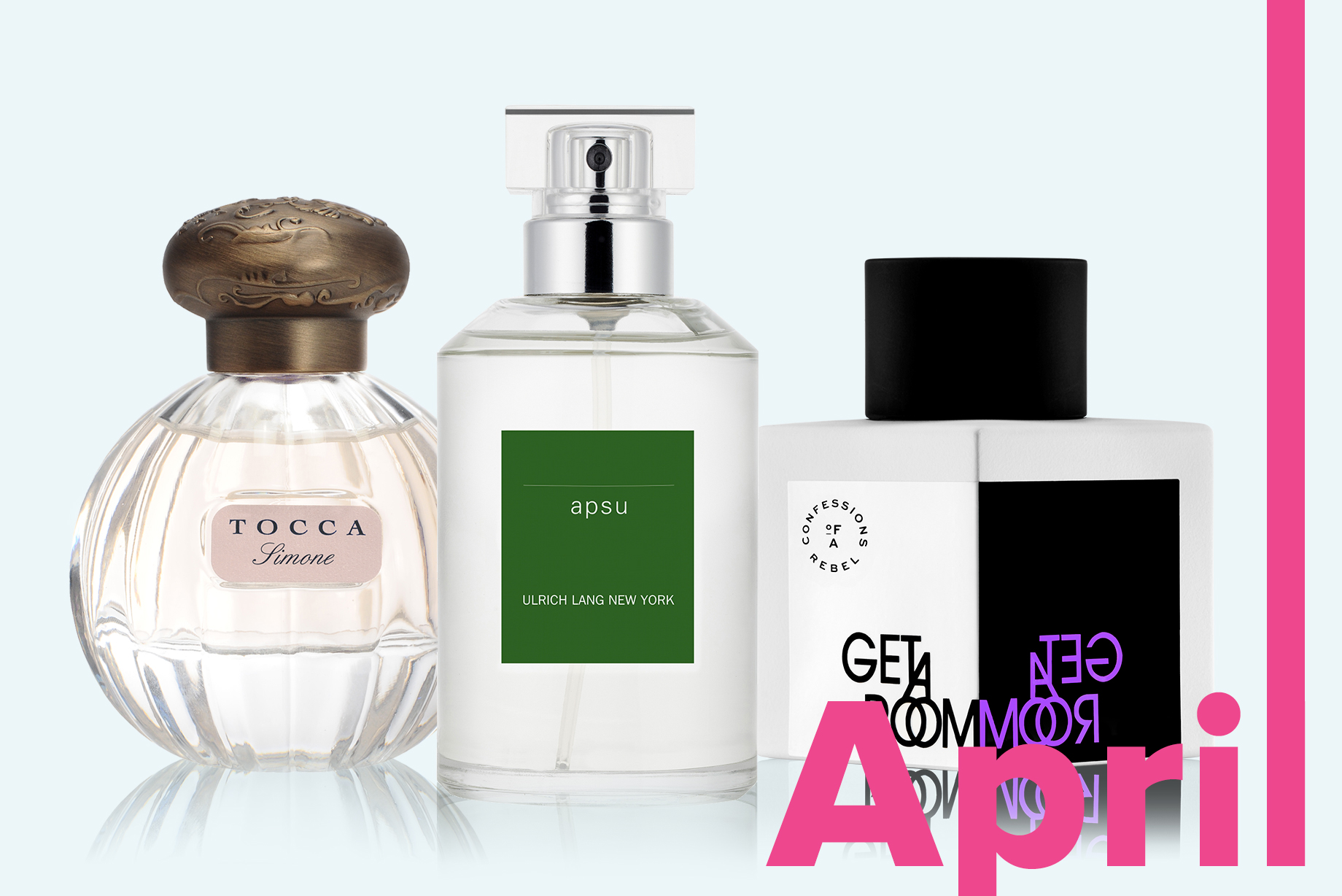 Top Scents For Those Born In April