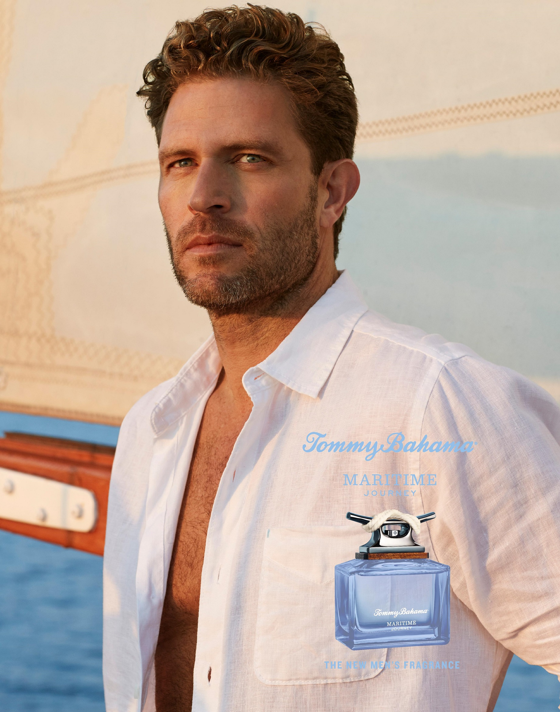 Cologne of the Month for August 2019: Maritime Journey by Tommy Bahama