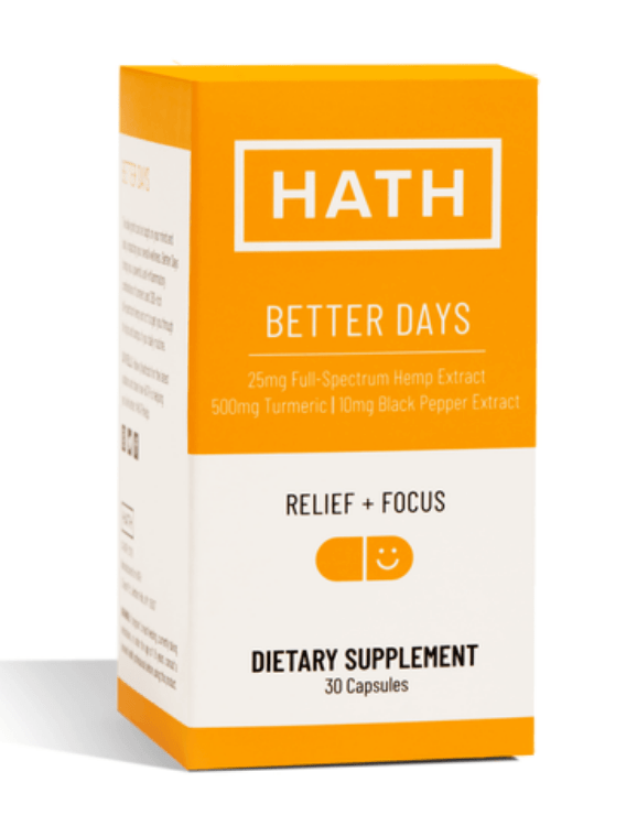 Better Days Capsules By Hath 1