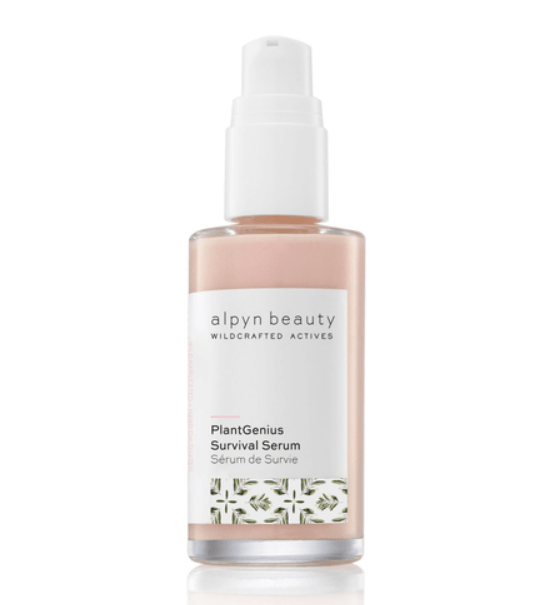 Plantgenuis Survival Serum By Alpyn Beauty 14.95 Month 1