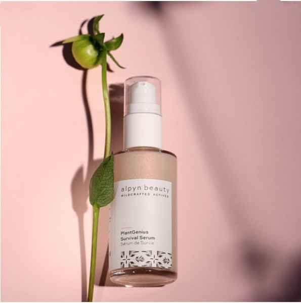 Plantgenuis Survival Serum By Alpyn Beauty 14.95 Month 3