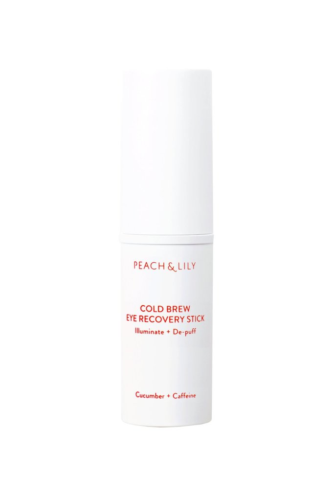 Cold Brew Eye Recovery Stick Peach And Lily2