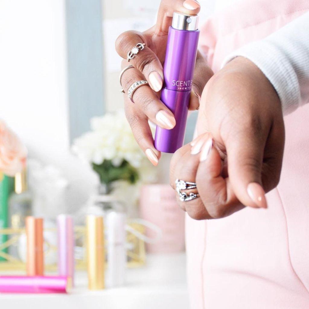 Perfume Scentbird Pulse Points
