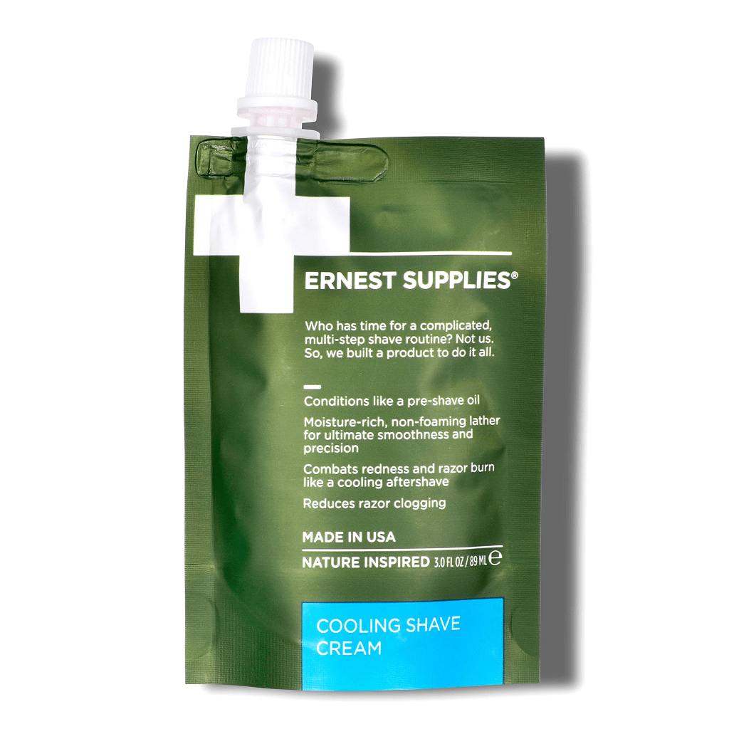 Ernest Supplies Cooling Shave Cream3
