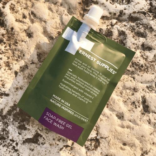 Ernest Supplies Soap Free Gel Face Wash