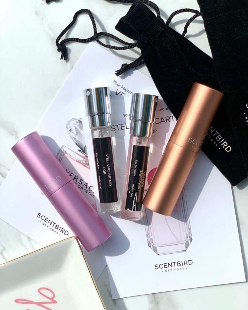 Lilac Scentbird Fragrance Case