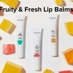 Fruity And Fresh Lip Balms