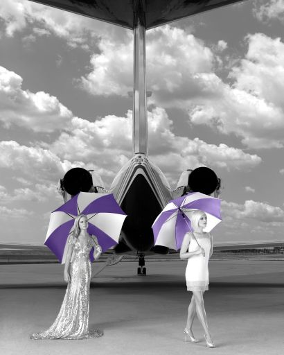 Pamella Roland Perfume Campaign