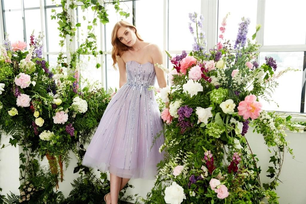 Pamella Roland Designer Gown