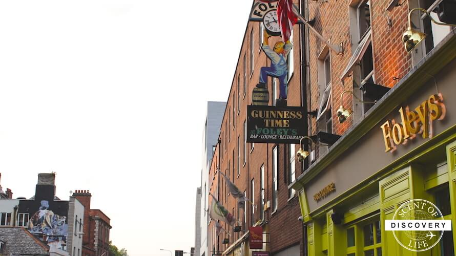 【アイルランド】ダブリンの美味しいレストラン&カフェ3選