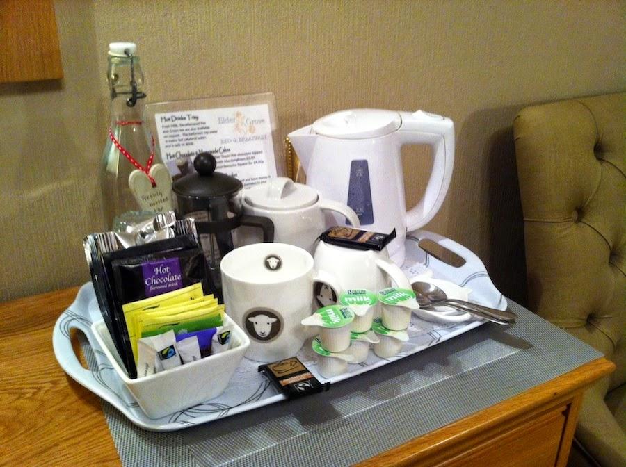 bb tea set