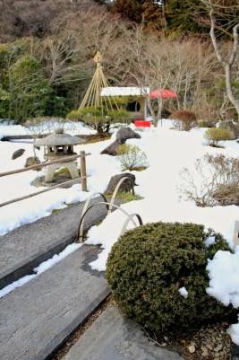 entsu-in garden