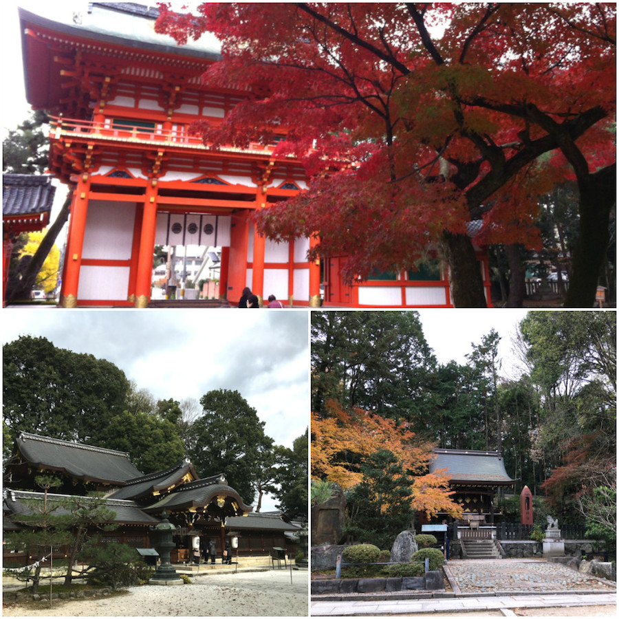 imamiya shrine collage