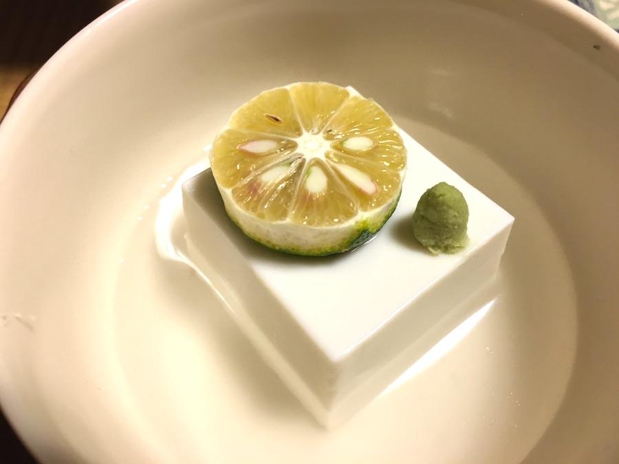 sesami tofu gf