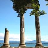 【スイス】歴史あるレマン湖畔の落ち着いた街並みが美しいニヨン(Nyon)