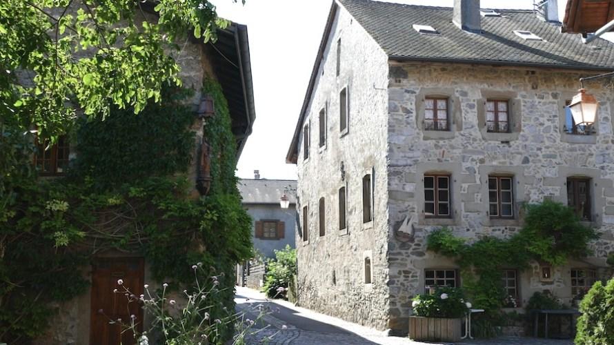 【フランス】イヴォワールの駐車場が満車の場合の裏ワザは隣町ネルニエに停めて歩く!